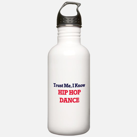 Trust Me, I know Hip H Water Bottle