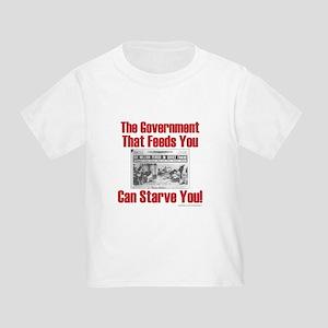Gov't. Feed Toddler T-Shirt