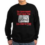 Gov't. Feed Sweatshirt (dark)