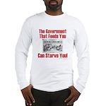 Gov't. Feed Long Sleeve T-Shirt