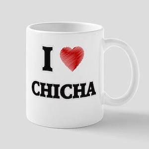 I Love Chicha Mugs