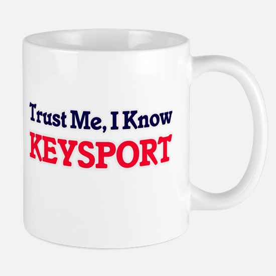 Trust Me, I know Keysport Mugs