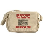 Gov't. Feed Messenger Bag