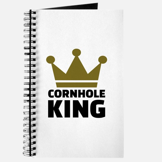 Cornhole king Journal