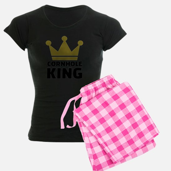 Cornhole king Pajamas