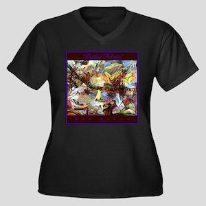 Bottled Infinity Plus Size T-Shirt