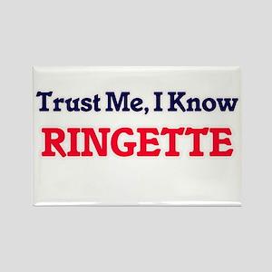 Trust Me, I know Ringette Magnets