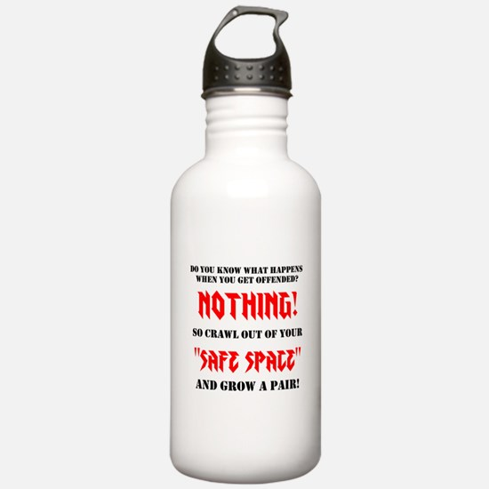 Safe Space Water Bottle