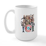 Teaser Poster Large Coffee Mug Mugs