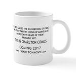Teaser Poster Small Coffee Mug Mugs