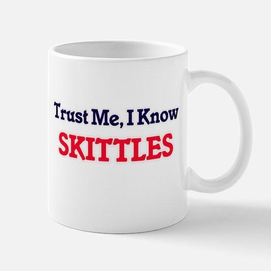 Trust Me, I know Skittles Mugs