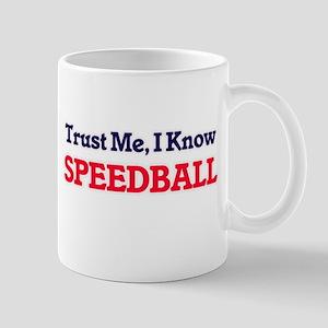 Trust Me, I know Speedball Mugs