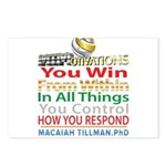 YouWin Postcards (Package of 8)