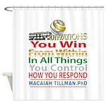 YouWin Shower Curtain