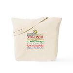 YouWin Tote Bag