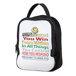 YouWin Neoprene Lunch Bag