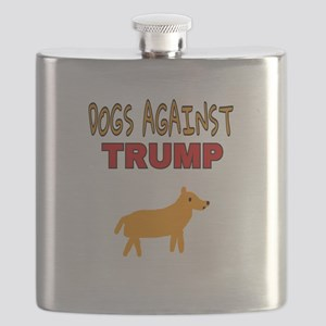 DOGS AGAINST TRUMP Flask