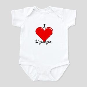 I love Dziadzia Infant Bodysuit