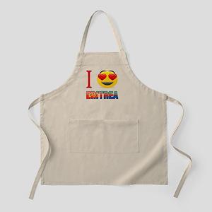 I love Eritrea Apron