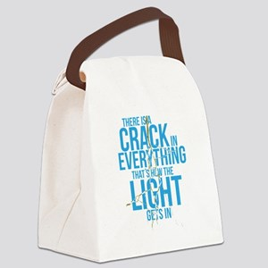 Anthem Canvas Lunch Bag