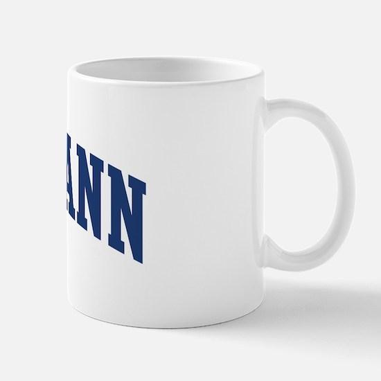 HARTMANN design (blue) Mug