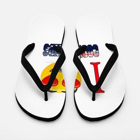 I love Cook Islands Flip Flops