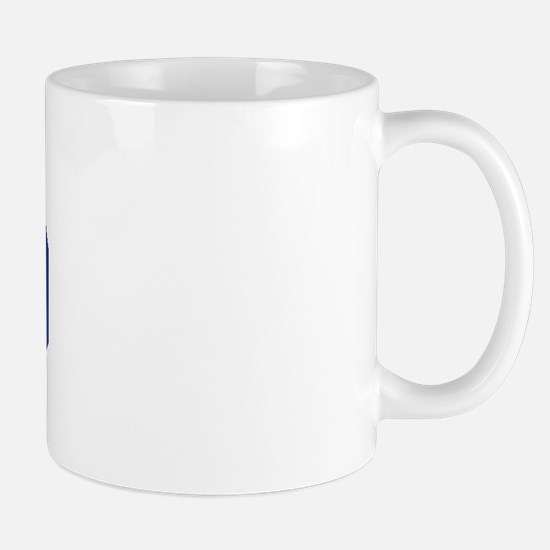 HERROD design (blue) Mug