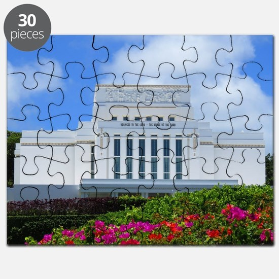 Cute Temples and churches Puzzle