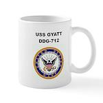 USS GYATT Mug