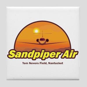 Sandpiper Air Tile Coaster