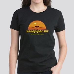 Sandpiper Air Women's Dark T-Shirt