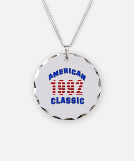 American Classic 1992 Necklace
