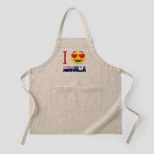 I love Anguilla Apron