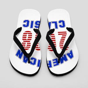 American Classic 2008 Flip Flops