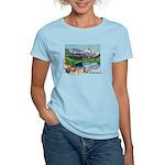 Swiss Beauty Women's Light T-Shirt