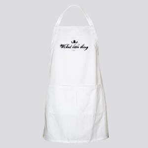 Wicked Little Thing BBQ Apron