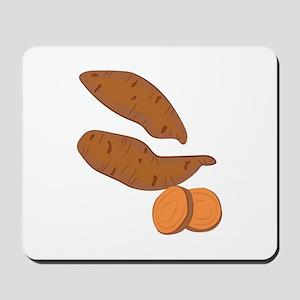 Sweet Potatoes Mousepad