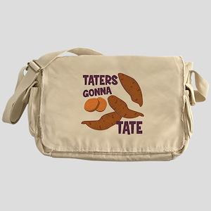 Taters Gonna Tate Messenger Bag