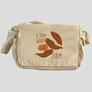 I Yam Messenger Bag