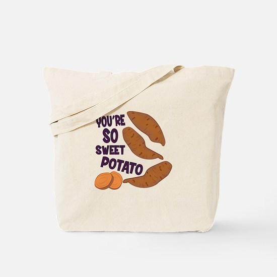 So Sweet Potato Tote Bag