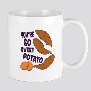 So Sweet Potato Mugs