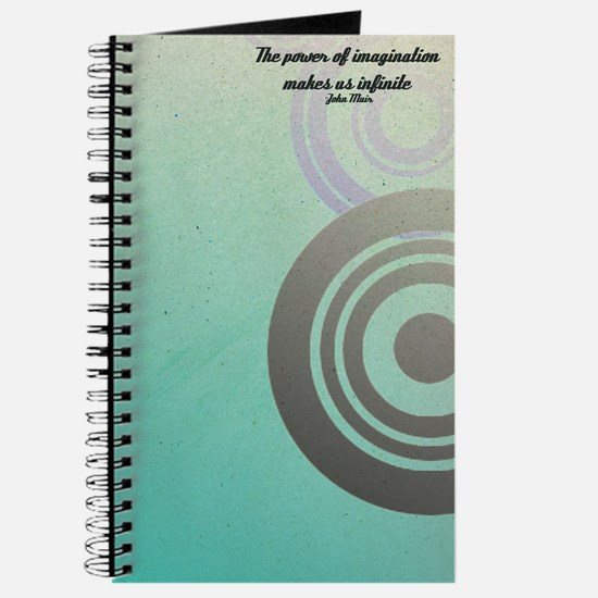 """""""Imagination Is Power"""" Journal"""