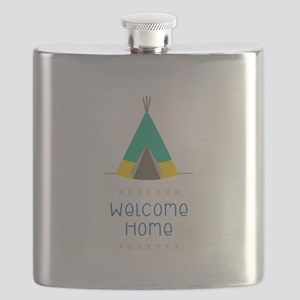 Welcome TeepeeTeepee Flask