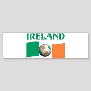 TEAM IRELAND WORLD CUP Bumper Sticker