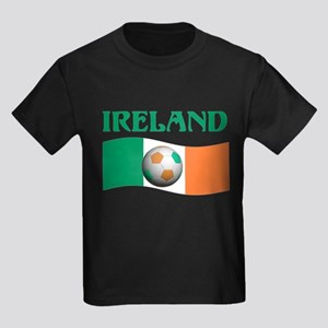 TEAM IRELAND WORLD CUP Kids Dark T-Shirt