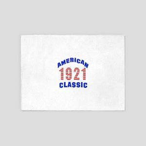 American Classic 1921 5'x7'Area Rug