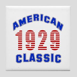 American Classic 1929 Tile Coaster