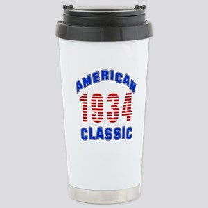 American Classic 1934 Stainless Steel Travel Mug