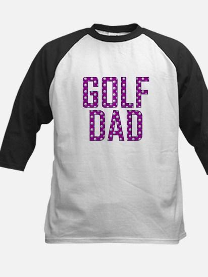 GOLF DAD Kids Baseball Jersey