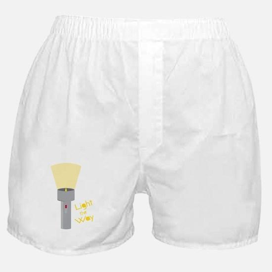 Light The Way Boxer Shorts